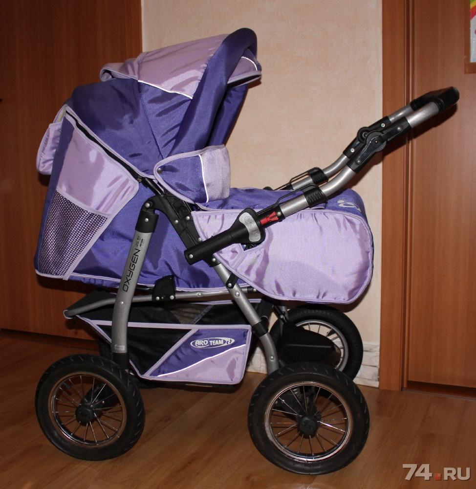 коляска Auris инструкция - фото 8
