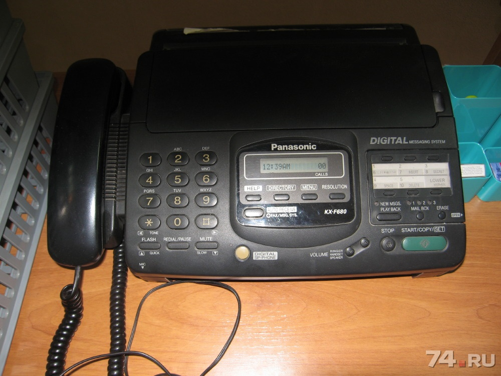Panasonic kx f680 инструкция