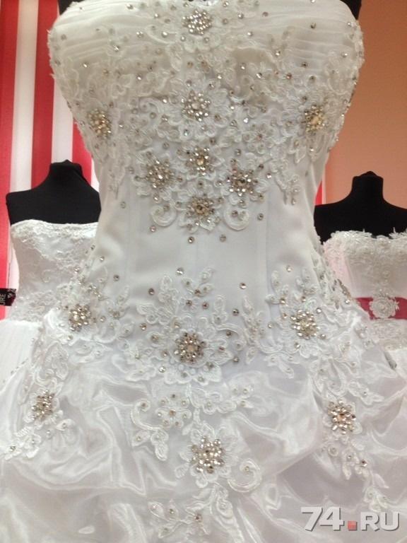Отдам бесплатно платье свадебное