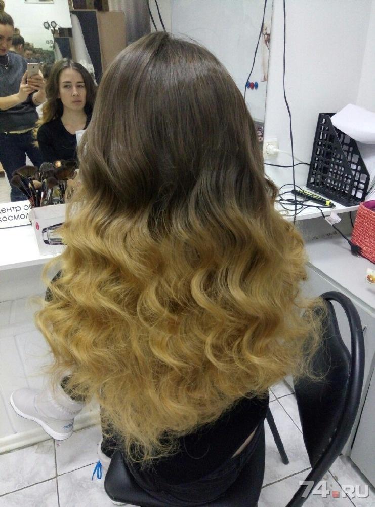 Вечерние прически на длинные волосы для женщин 50 лет