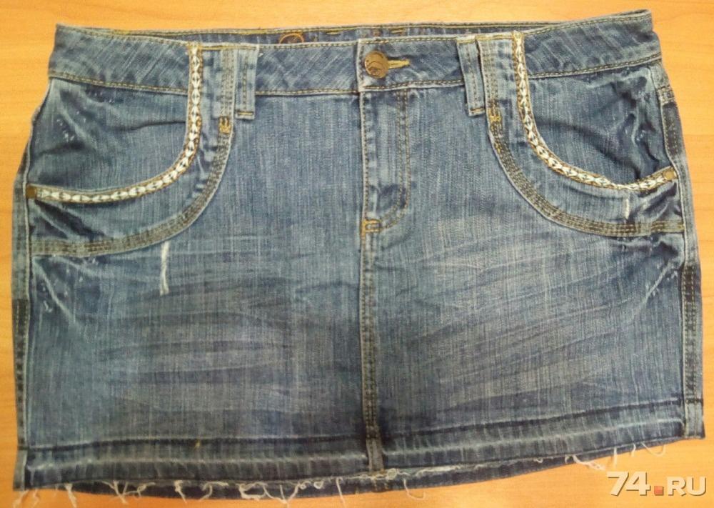 Купить юбку джинсовую в челябинске