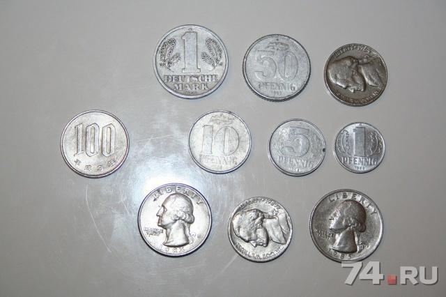монеты в вашем кошельке альбомы