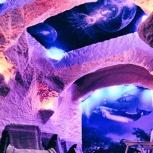 Соляная пещера действующий бизнес, Челябинск