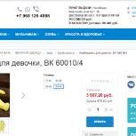 Продам интернет-магазин, Челябинск