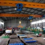 Продам действующий бизнес по произв-ву профнастила и металлочерепицы, Челябинск