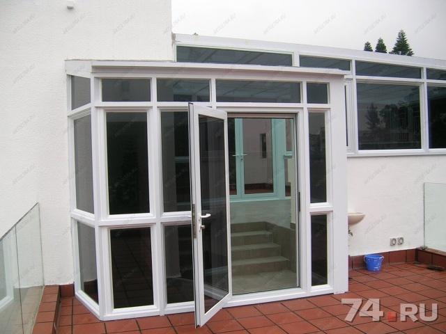 входная дверь для тамбур из стеклопакета цена