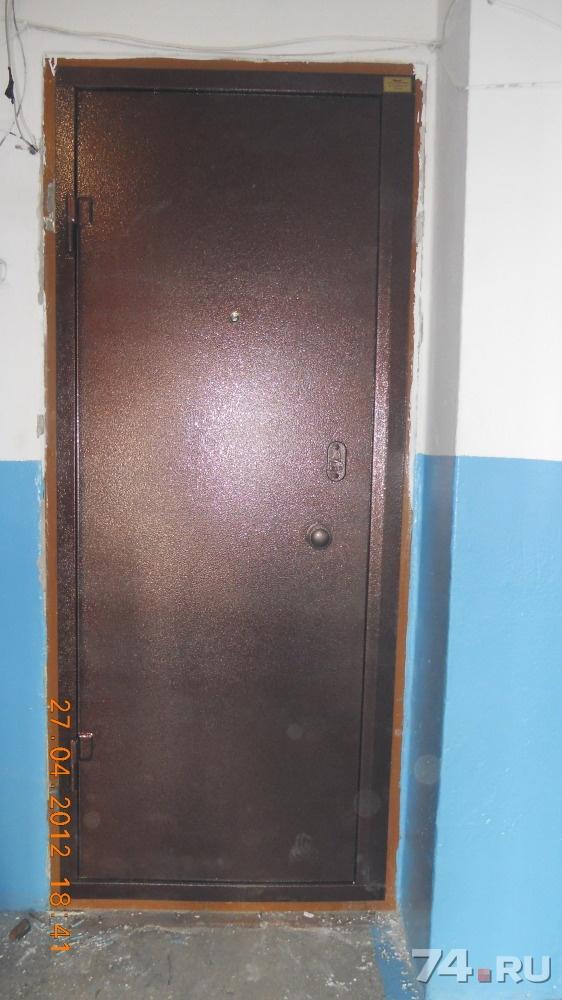 металлические двери по промышленной изготовить