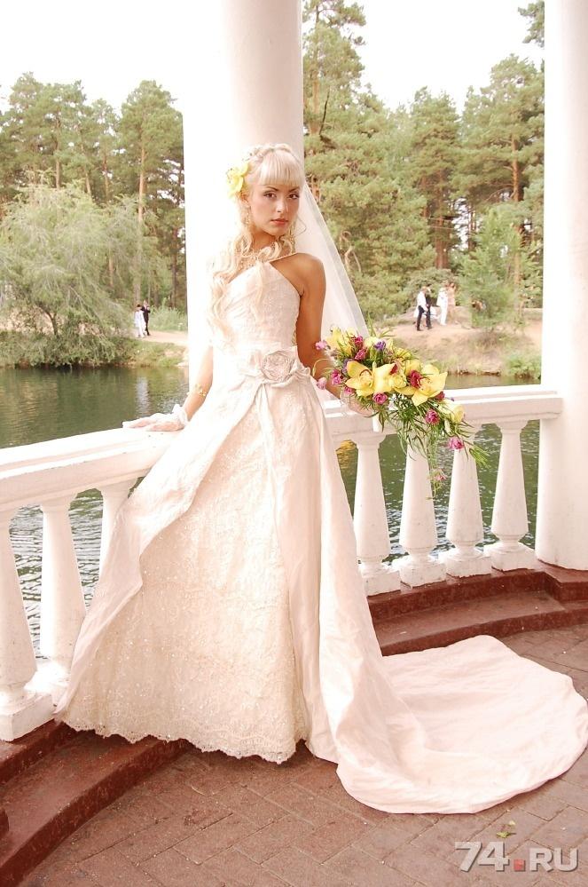 Счастливый Случай Свадебные Платья