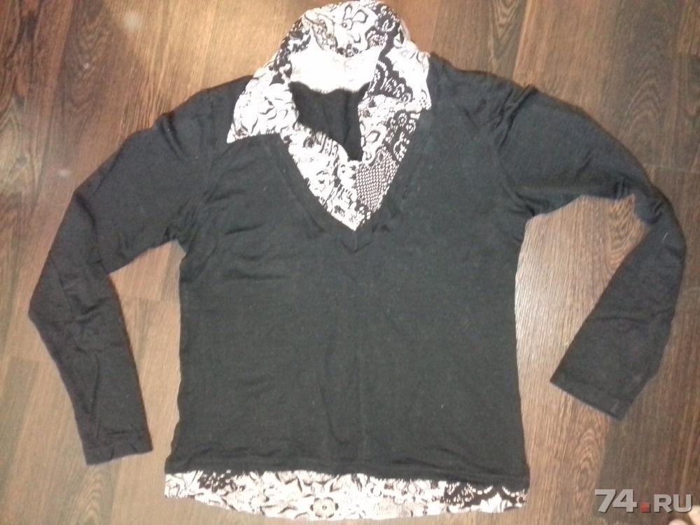 Блузки туники в челябинске