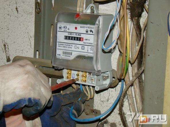 Электросчетчики своими руками