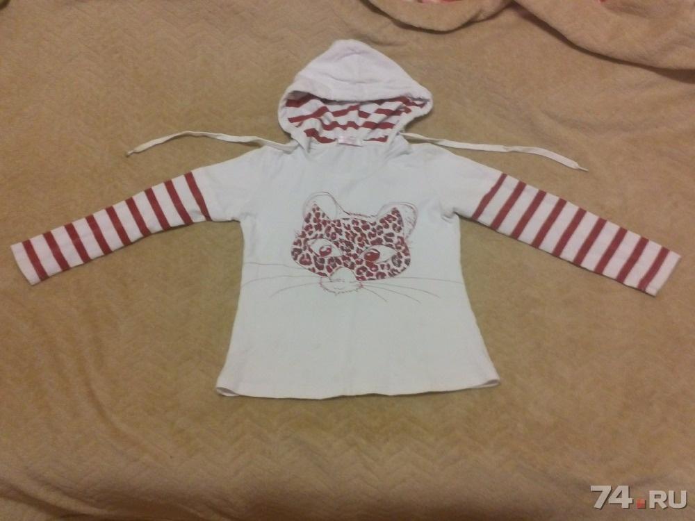 Блузка С Капюшоном В Челябинске