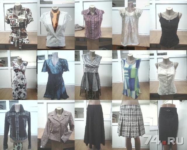 Пошив массовки одежды