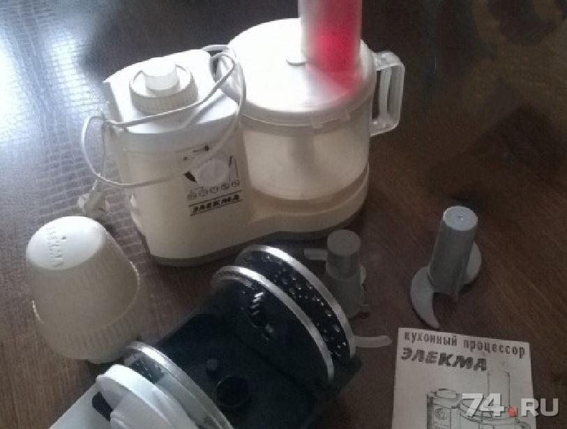 Как ремонтировать кухонный комбайн
