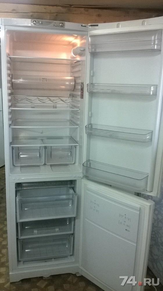 Hot point ariston холодильник б/у Цена - 13900.00 руб., Челябинск - 74.RU