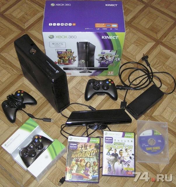 Доска объявлений. Xbox 360 - бесплатные объявления в Челябинске