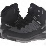 Продам ботинки Salomon Kapo Mid CS WP 2 size 43, Челябинск