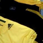 Куртка Адидас женская на весну- спортивная,желтая, Челябинск