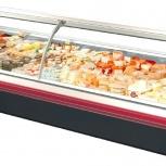 холодильное оборудование витрина 3850 cм. Rossini Costan, Челябинск