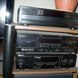 Двухкассетная дека KENWOOD KX-W6080, Челябинск