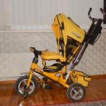 Велосипед трехколесный -коляска, Челябинск