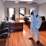 Уничтожение грызунов на объекте, Челябинск