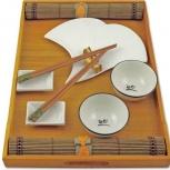 Набор посуды для суши для 2 персоны 12 предметов, Челябинск