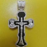 Крест серебряный, Челябинск
