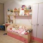 Продам комплект мебели в комнату девочки, Челябинск