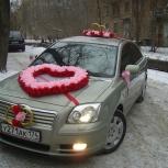 Украшения на свадебный автомобиль, Челябинск