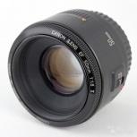 Canon ef 50mm f/1.8 ii аренда, Челябинск