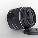 Объектив Sony 18-55mm f/3.5-5.6 (SAL-1855), Челябинск