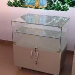Витрина маленькая стеклянная, Челябинск
