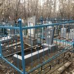 Благоустройство мест захоронения, Челябинск