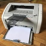 Лазерный принтер HP 1020, Челябинск