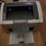 Лазерный принтер HP Laser Jet 1022, Челябинск