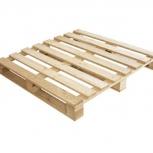 Европоддон деревянный ТУ 1200*1200 3 сорт облегченный, Челябинск