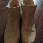 Продам ботиночки женские 40р, Челябинск