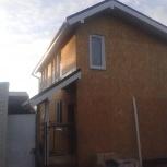 строительство каркасных домов, бань., Челябинск