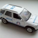 Модель автомобиля BMW X-5, Челябинск