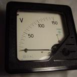 Вольтметр на постоянное напряжение  М367, Челябинск