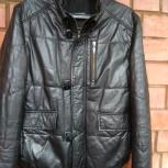 Куртка кожаная Al Franco (Испания), Челябинск