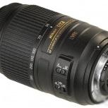 Объектив Nikon 55-300mm f/4.5-5.6G ED DX VR, Челябинск