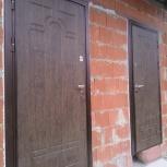 Двери металлические и деревянные, Челябинск