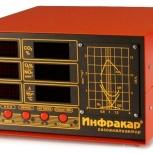 Автомобильный 4-х компонентный газоанализатор «Инфракар М-2.01», Челябинск