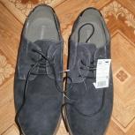 Туфли иск. замша, новые, Челябинск