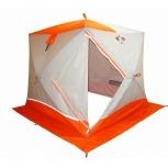 куплю зимнюю палатку куб,зот для рыбалки, Челябинск
