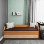 Новая кровать 32 с ящиками, Челябинск