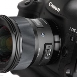Sigma 24mm f/1.4 Art для Canon аренда, Челябинск
