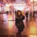 Норковая шуба с капюшоном из чернобурки, Челябинск