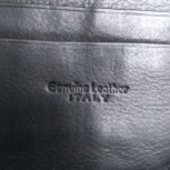Кошелёк-портмоне Genuine Leather Italy, Челябинск